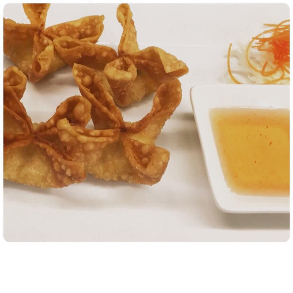 Crab Rangoon Image