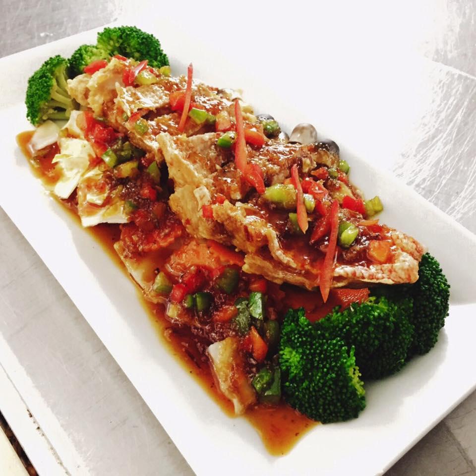Three Taste Fish Image