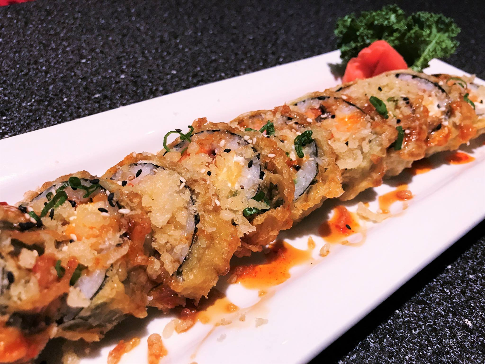 Earthquake Tempura Roll
