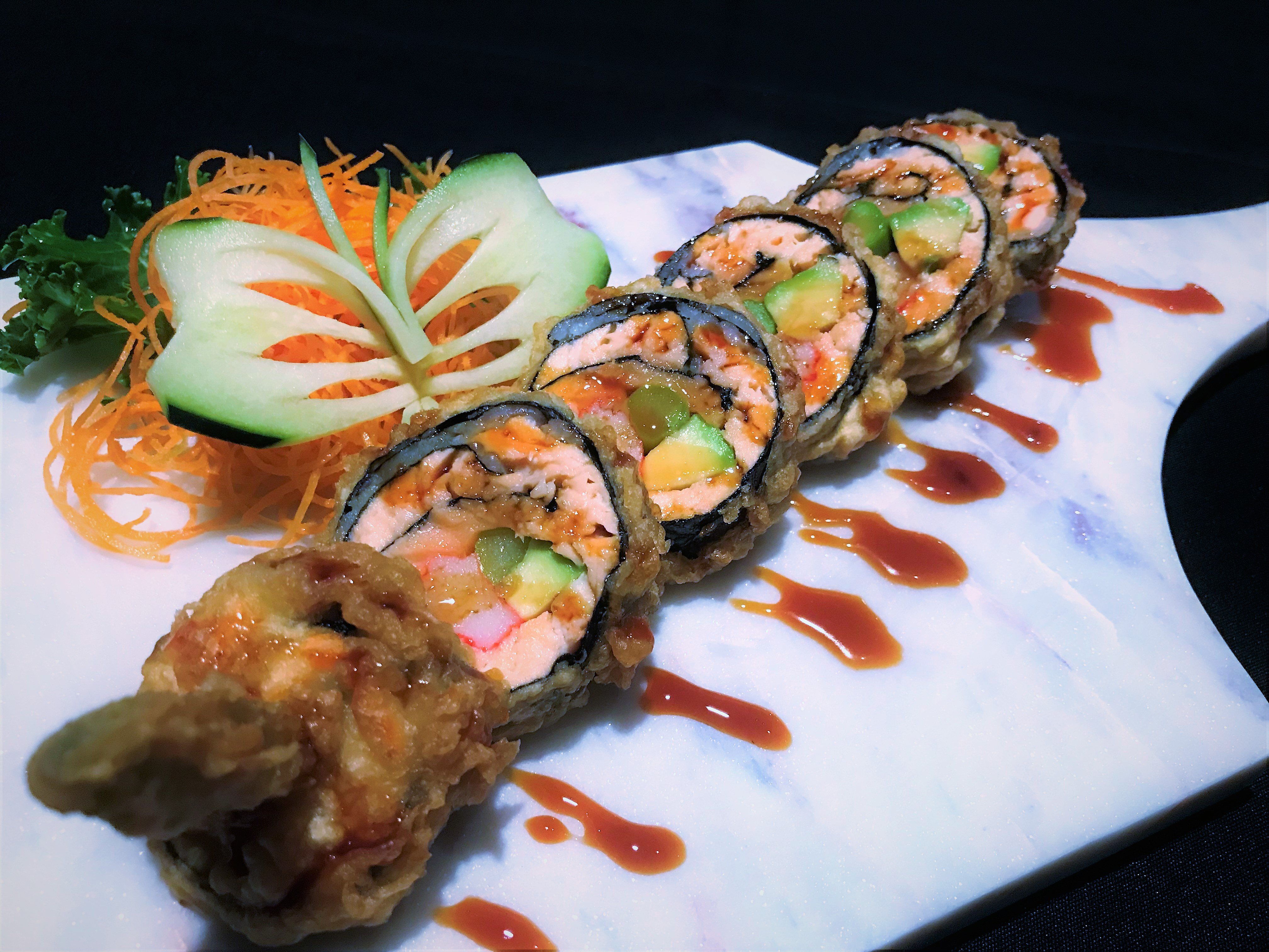 First Love Tempura Roll ( No Rice ) Image