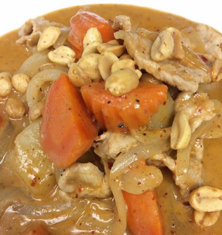 C4. Massamun Curry Image