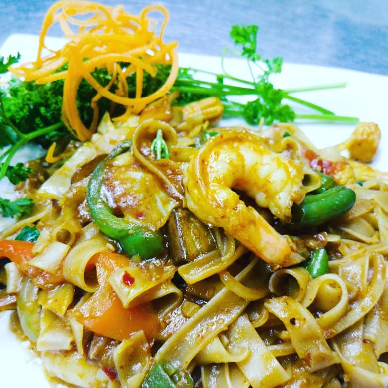 Drunken Noodles (Lunch)