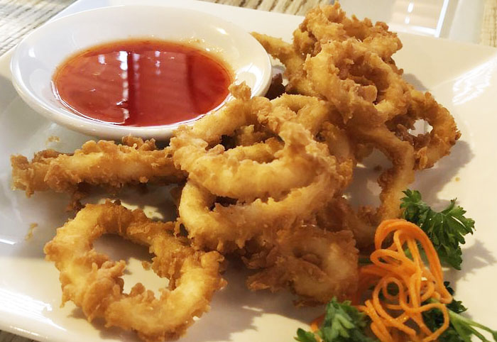A10. Fried Calamari Image