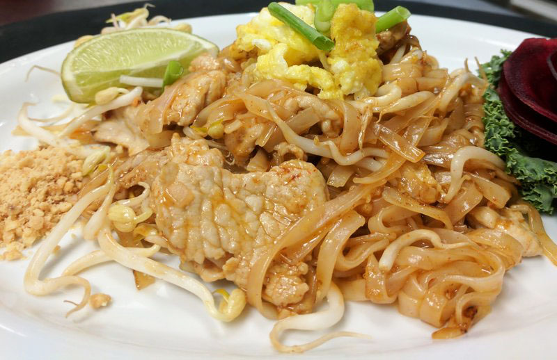 Pad Thai (Lunch)