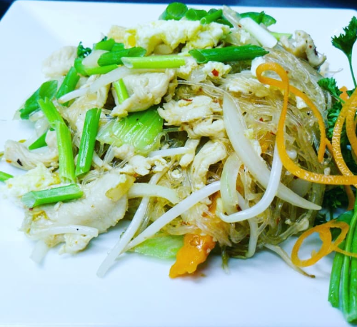 Pad Woon Sen (Lunch) Image