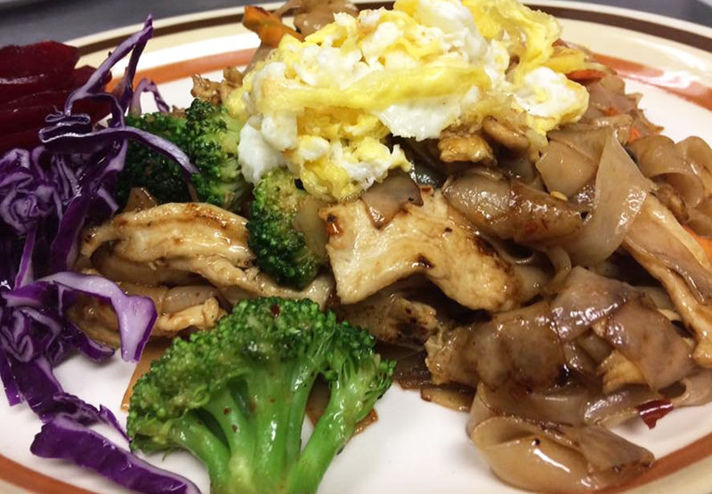 Pad See Ew (Lunch) Image