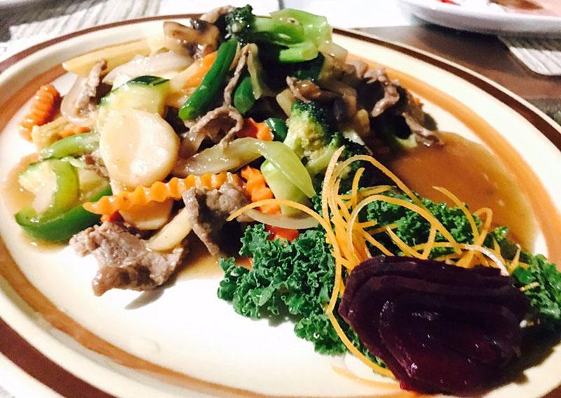 Mixed Vegetable stir fried Image
