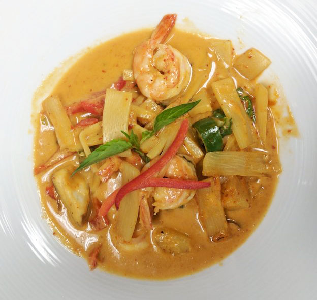 Red Curry (Lunch)