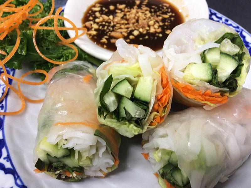 A6. Salad Roll Image