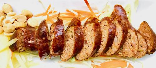 Northern Thai Sausage Image