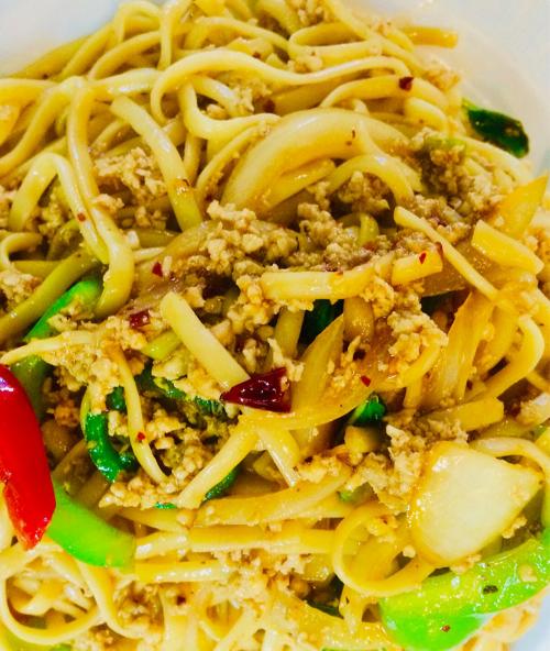 S2. Thai Drunken Pasta