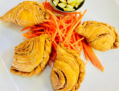 Thai Spicy Puff Image