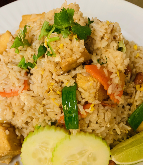 Thai Fried Rice Image