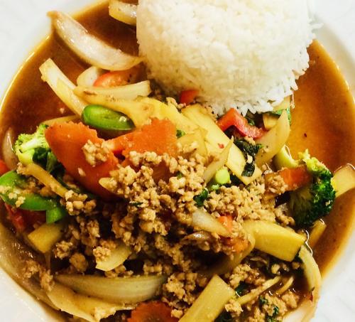 S1. Kao Na Kapow (Lunch) Image