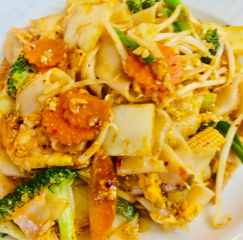 S7. Sriracha Spicy Noodles Image