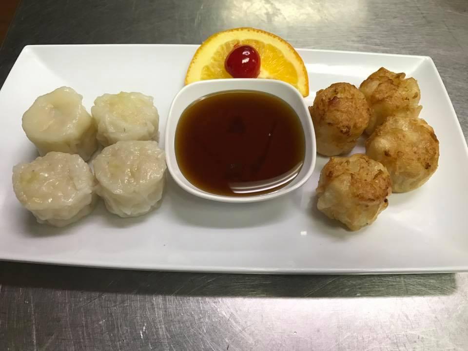 Dumplings (Shumai) (8 pcs)