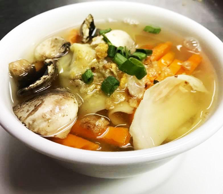 Vegetable Soup Image