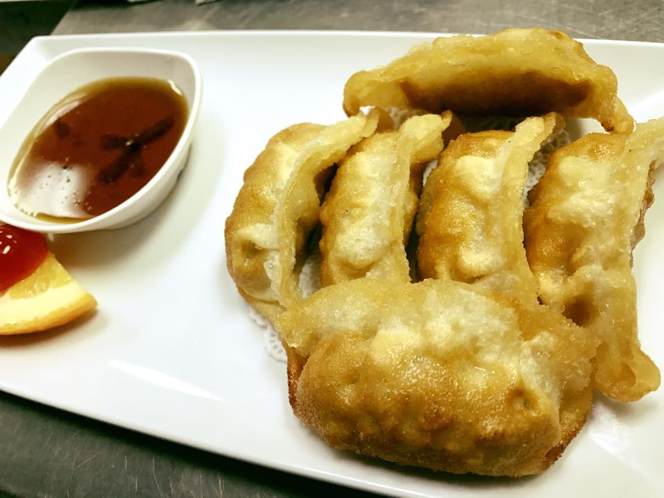 Pot Stickers (Gyoza) (6 pcs) Image