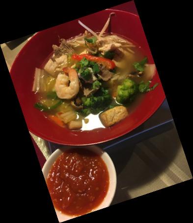 House Sukiyaki Noodle Image