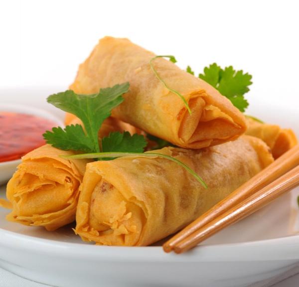 Thai Rolls (5 Pcs) Image