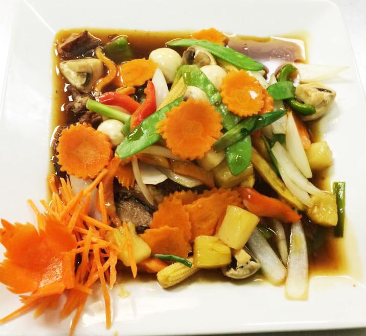 Tamarind Duck (Lunch) Image