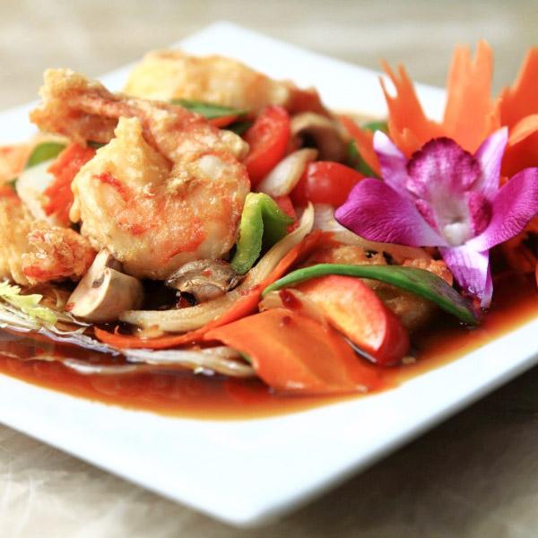 Fancy Shrimp Image