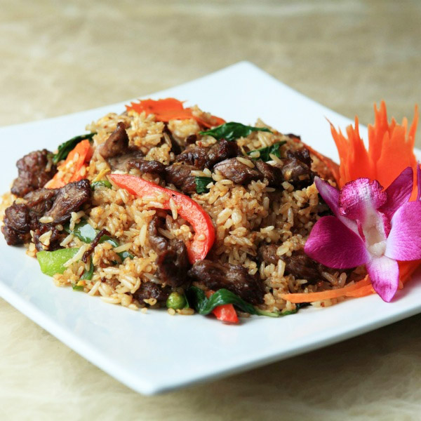 Beef Paradise Fried Rice