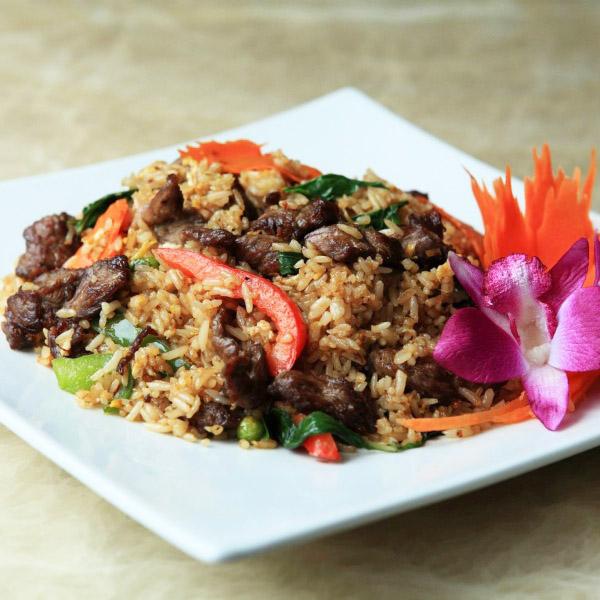 Beef Paradise Fried Rice Image