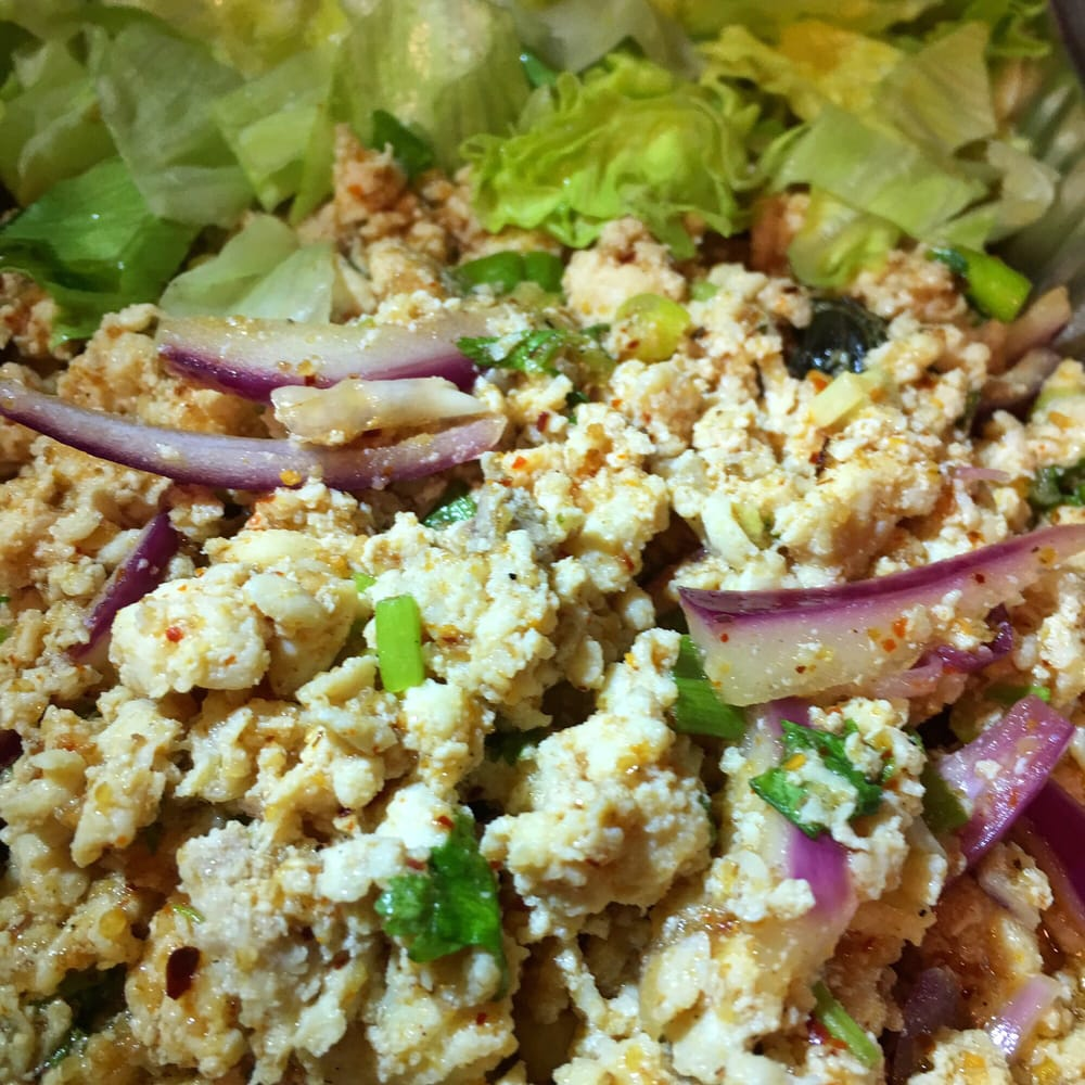 Larb Salad Image