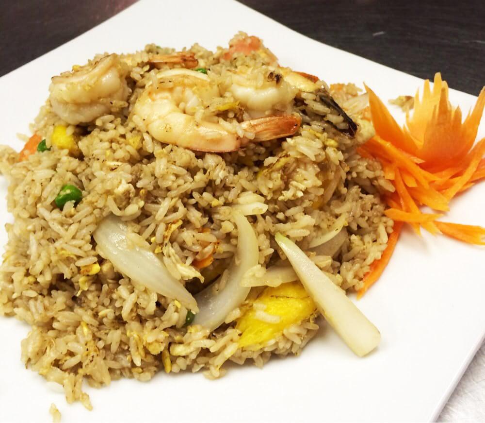 Bangkok Fried Rice Image