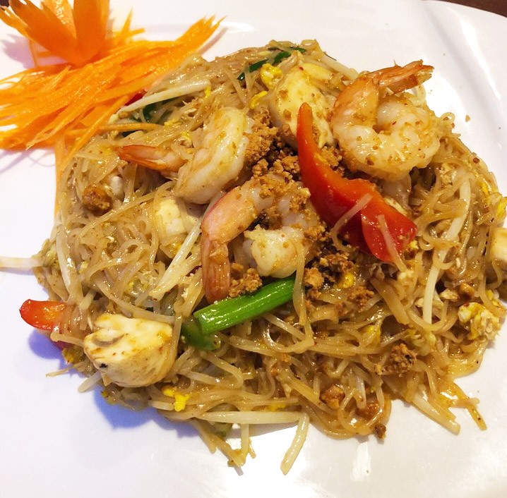 Pad Thai Tom Yum Noodle