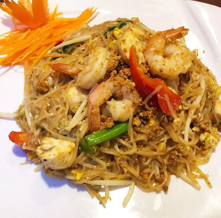 Pad Thai Tom Yum Noodle Image