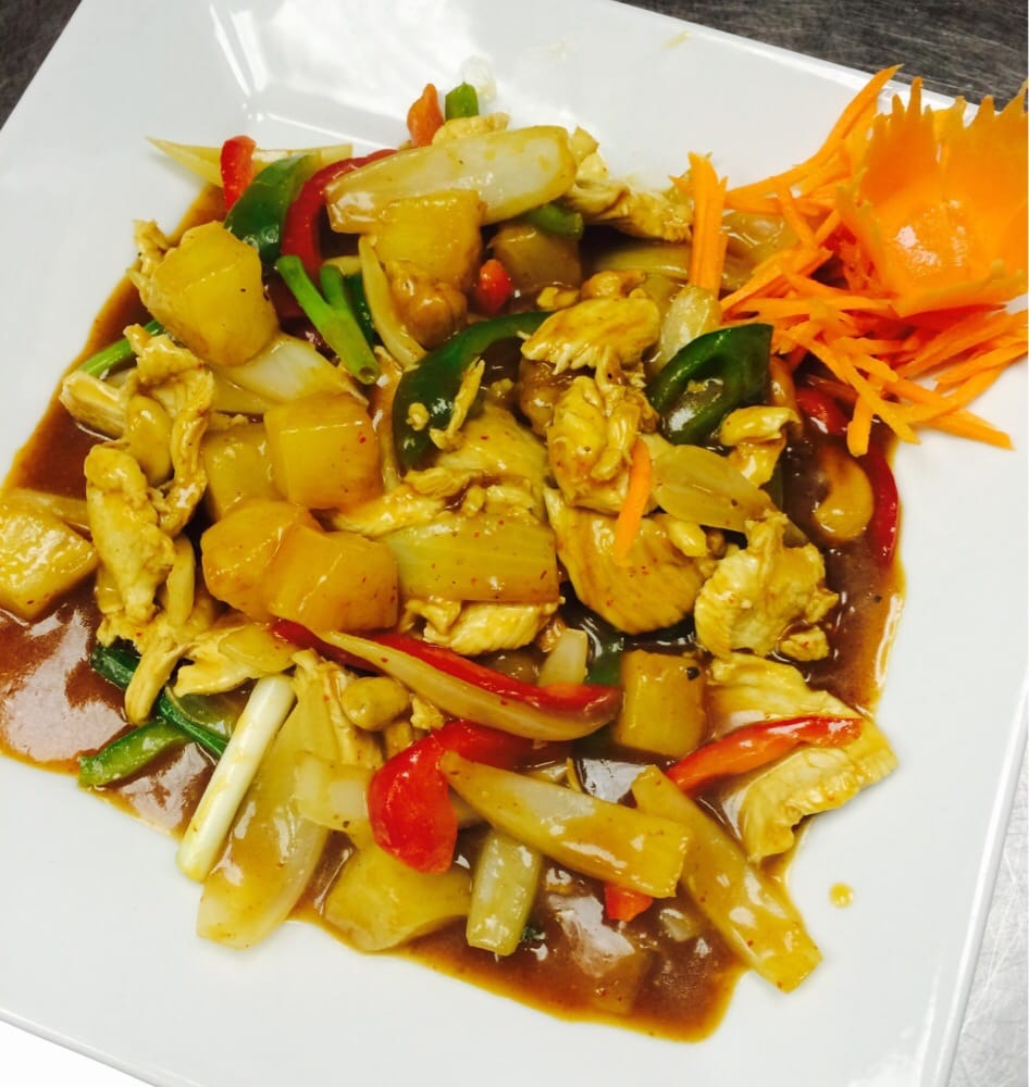 Chicken Cashew Nut (Lunch) Image