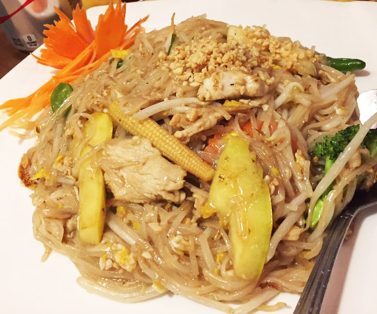 Pad Thai Noodle Image