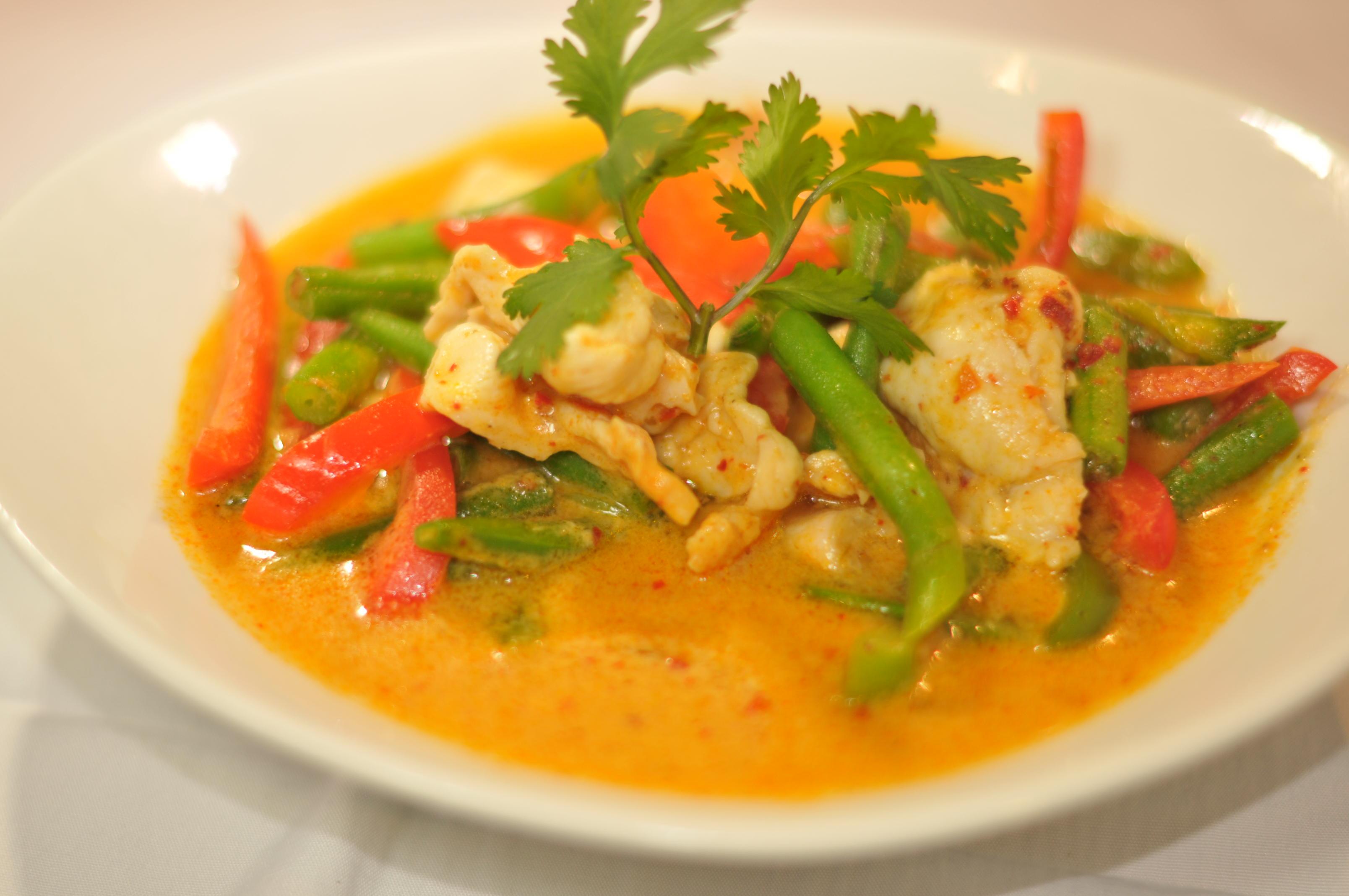 Penang Curry Image