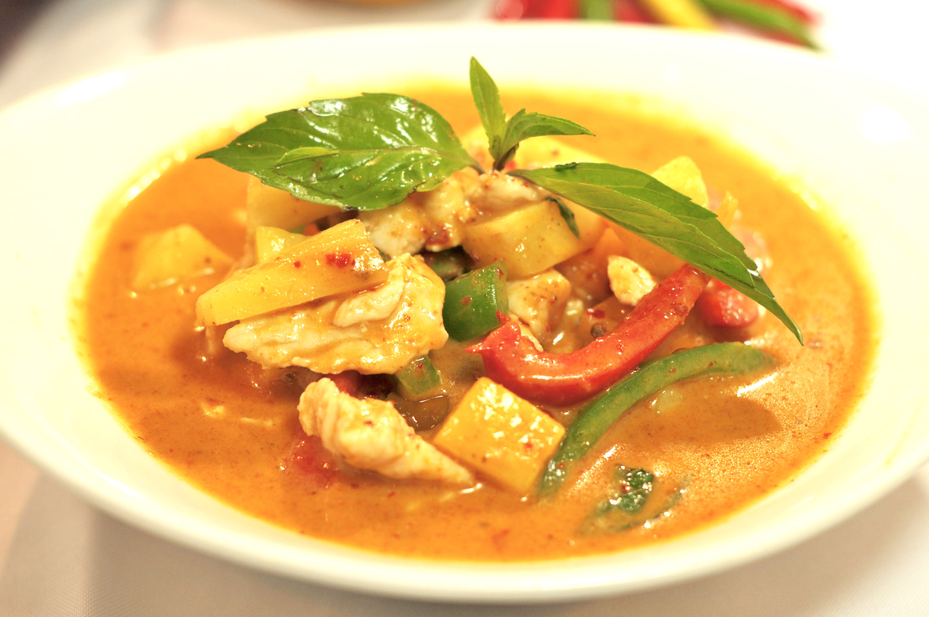 Pineapple Curry Image