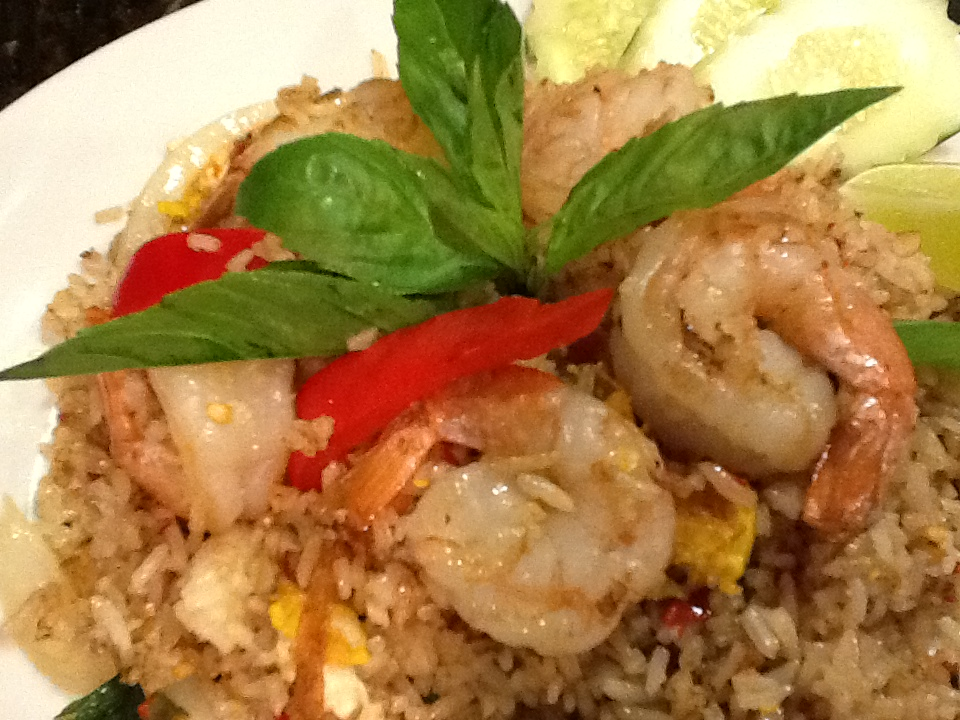 Thai Green Village Fried Rice Image