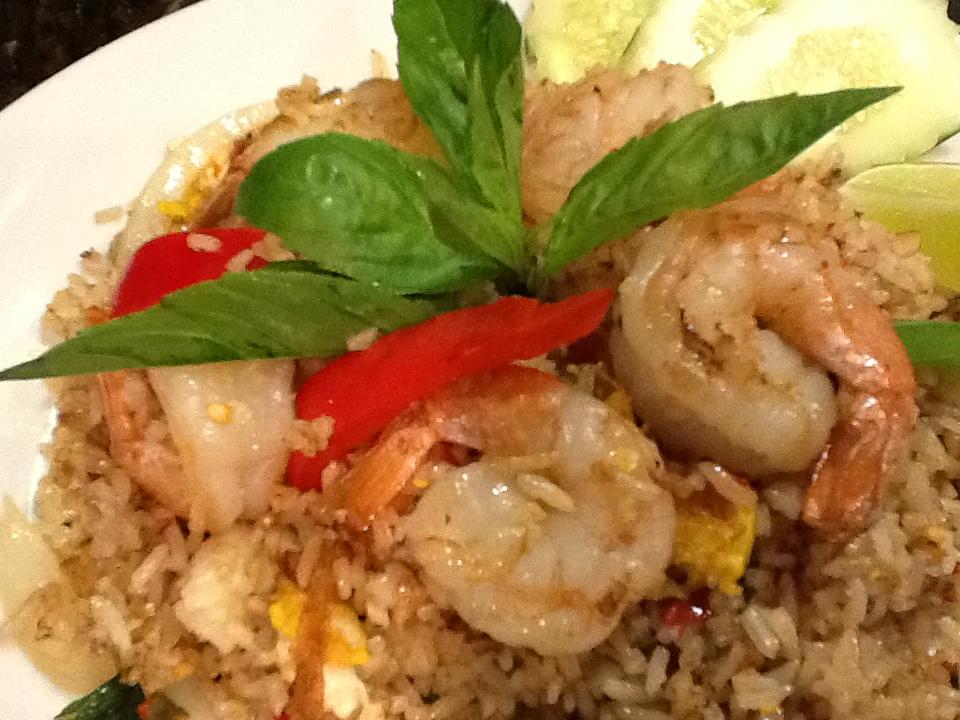 Thai Green Village Fried Rice Image