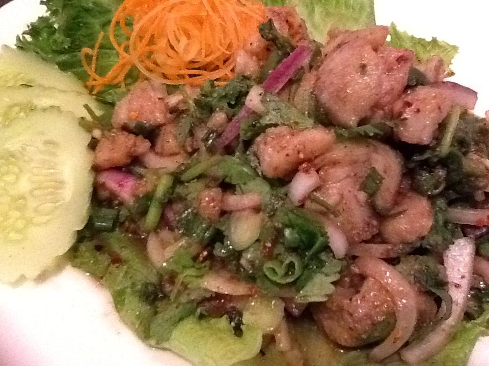 Lab Pla (White Fish Salad) Image