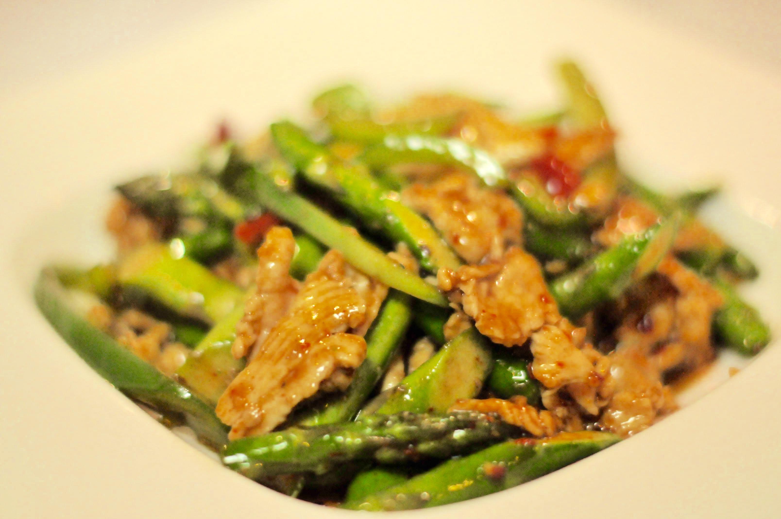 Frisco's Asparagus