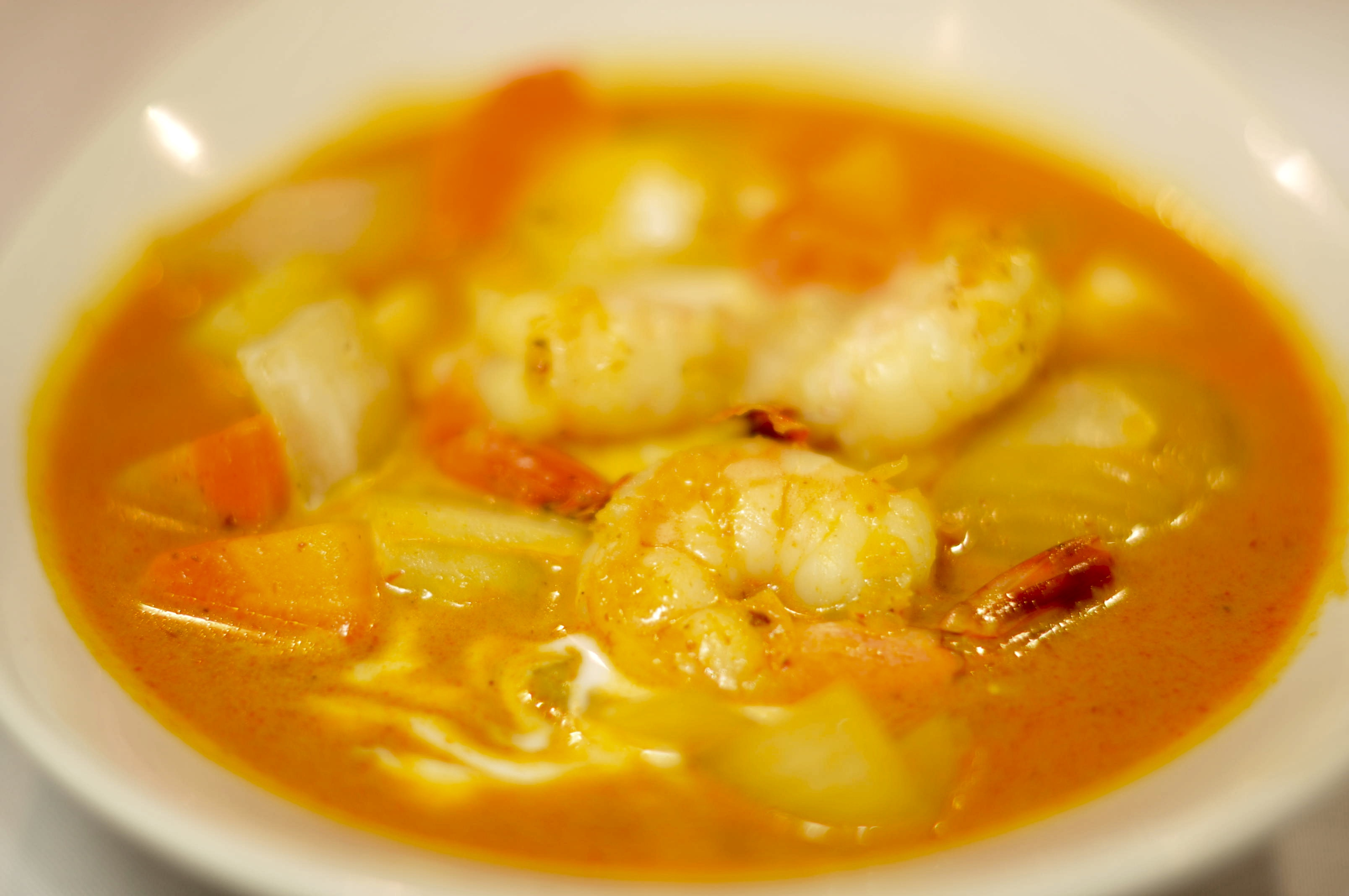 Yellow curry Image