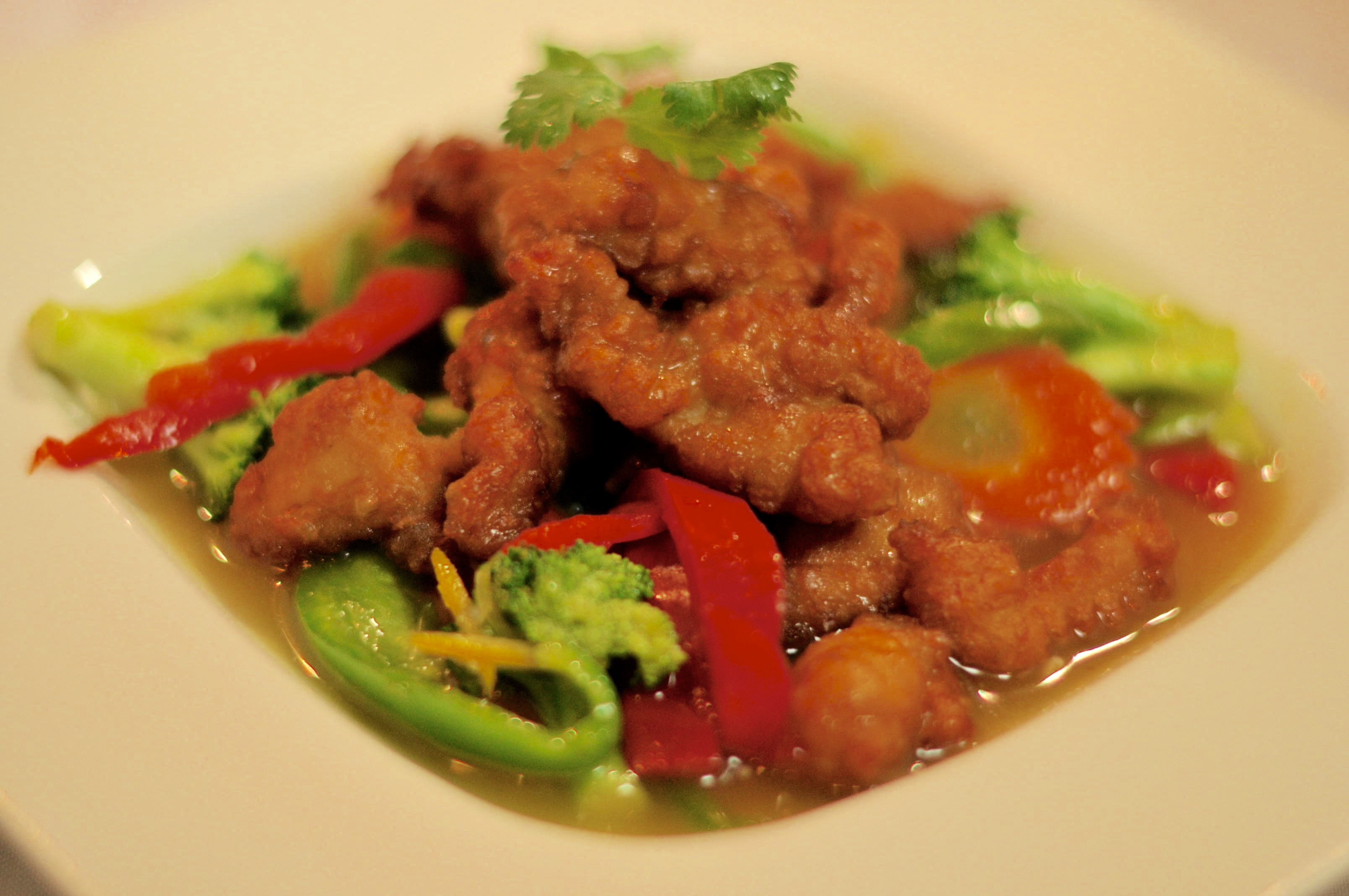 Orange Chicken Image