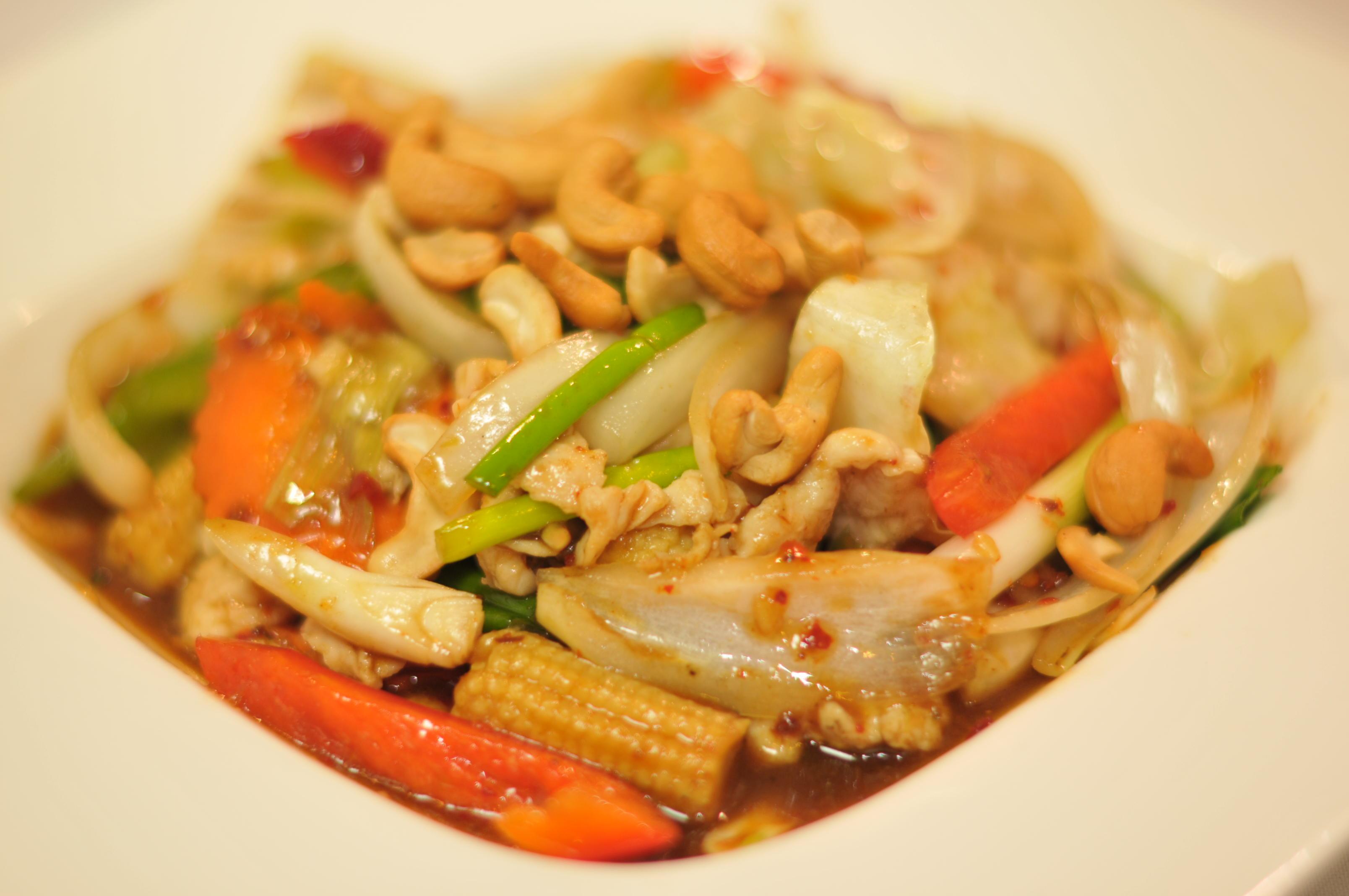Cashew Nut Delight Image