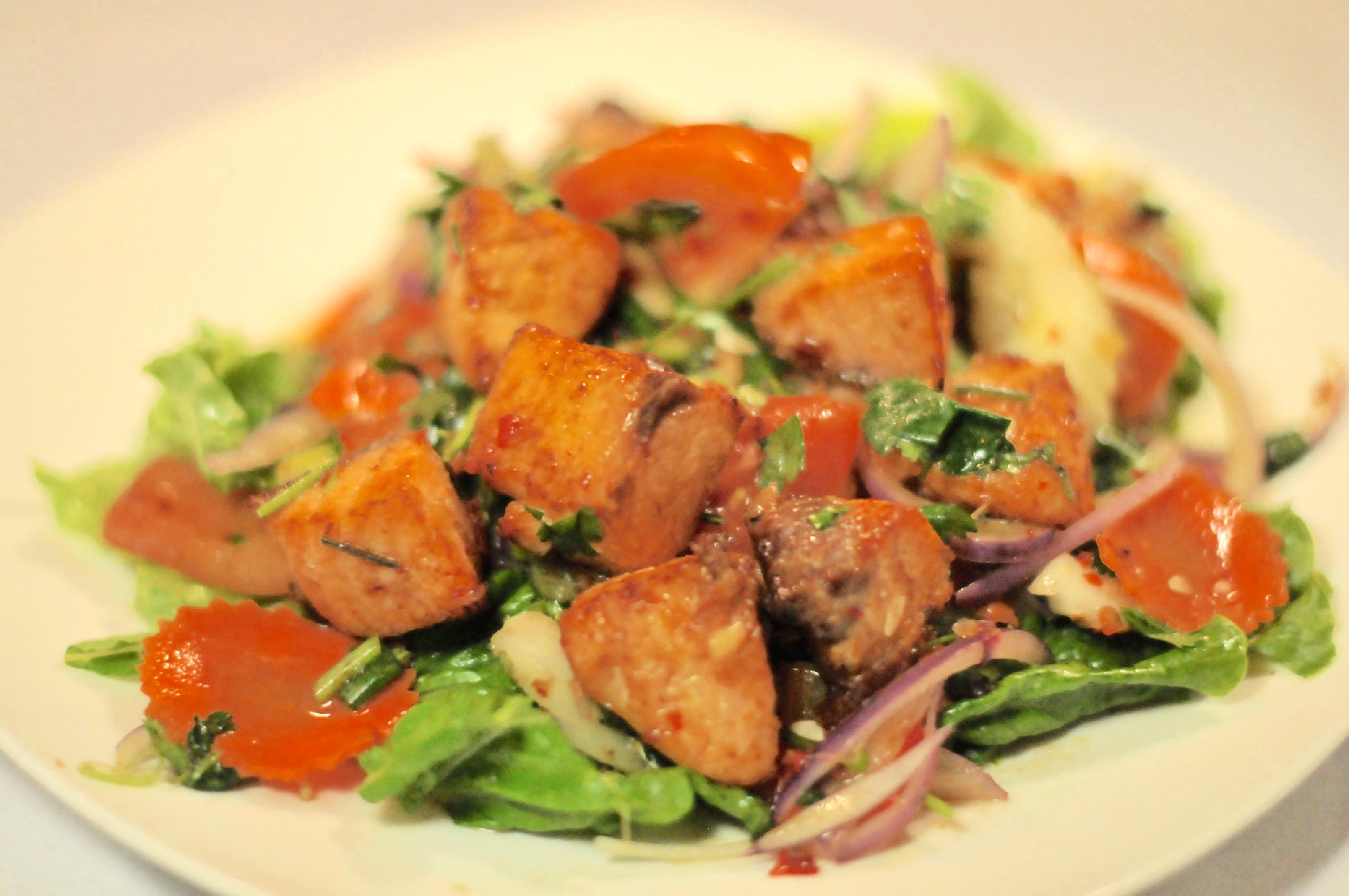Salmon Salad Image