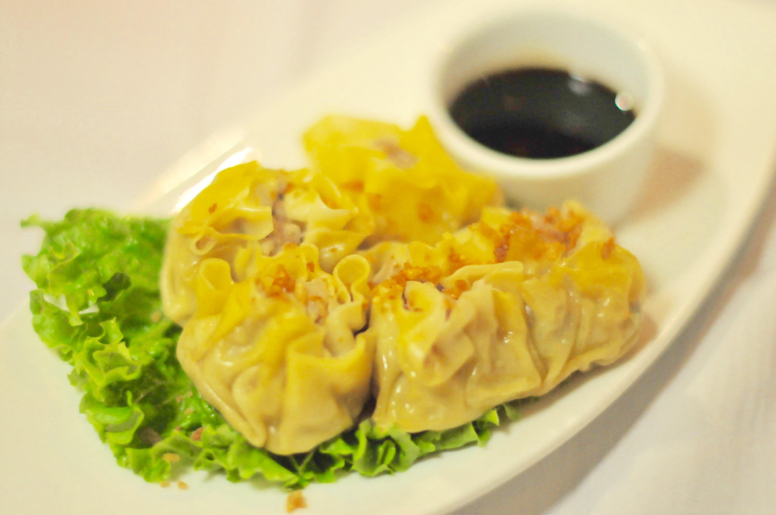 Steamed Dumplings Image