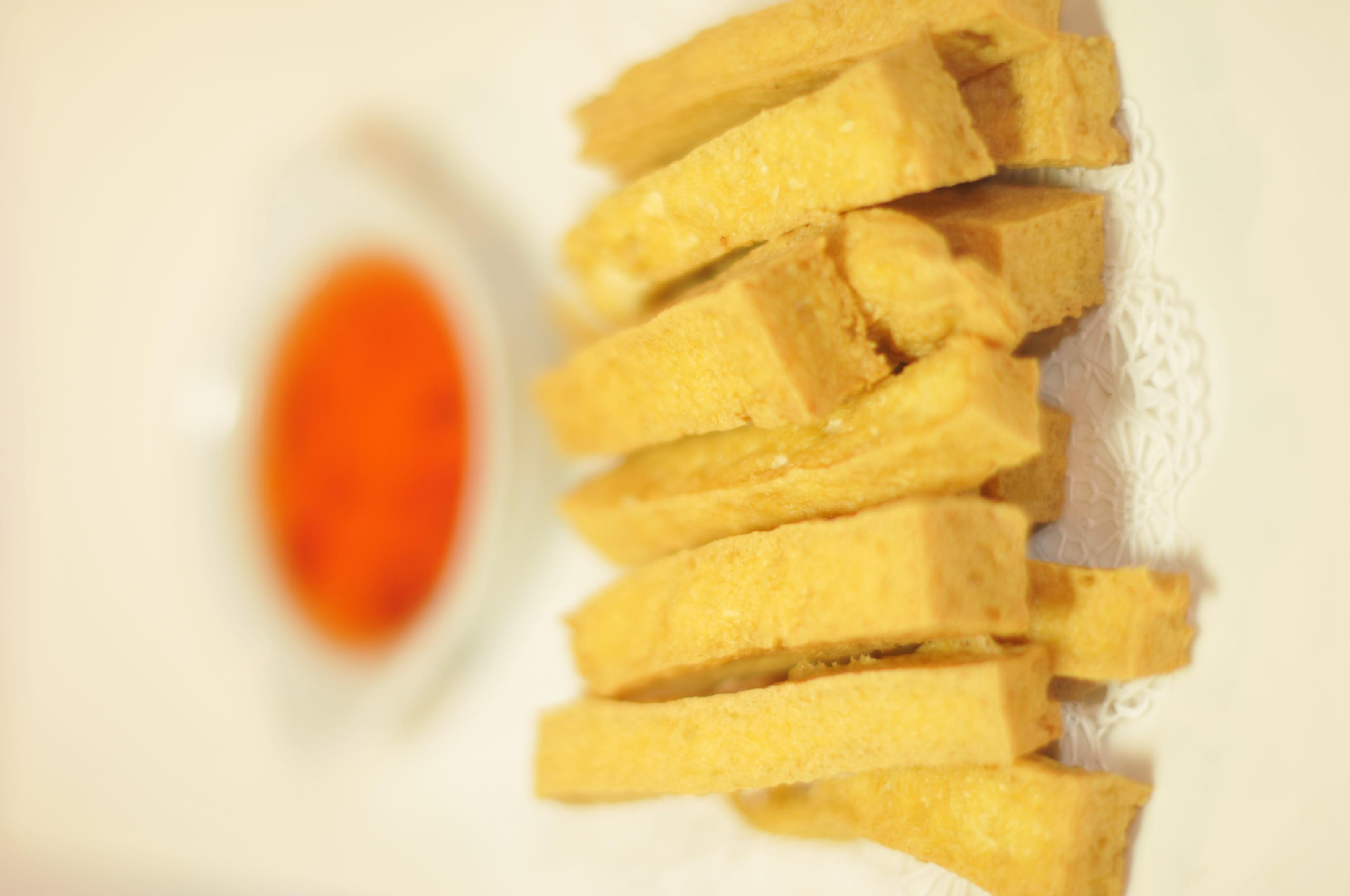 Fried Tofu Image
