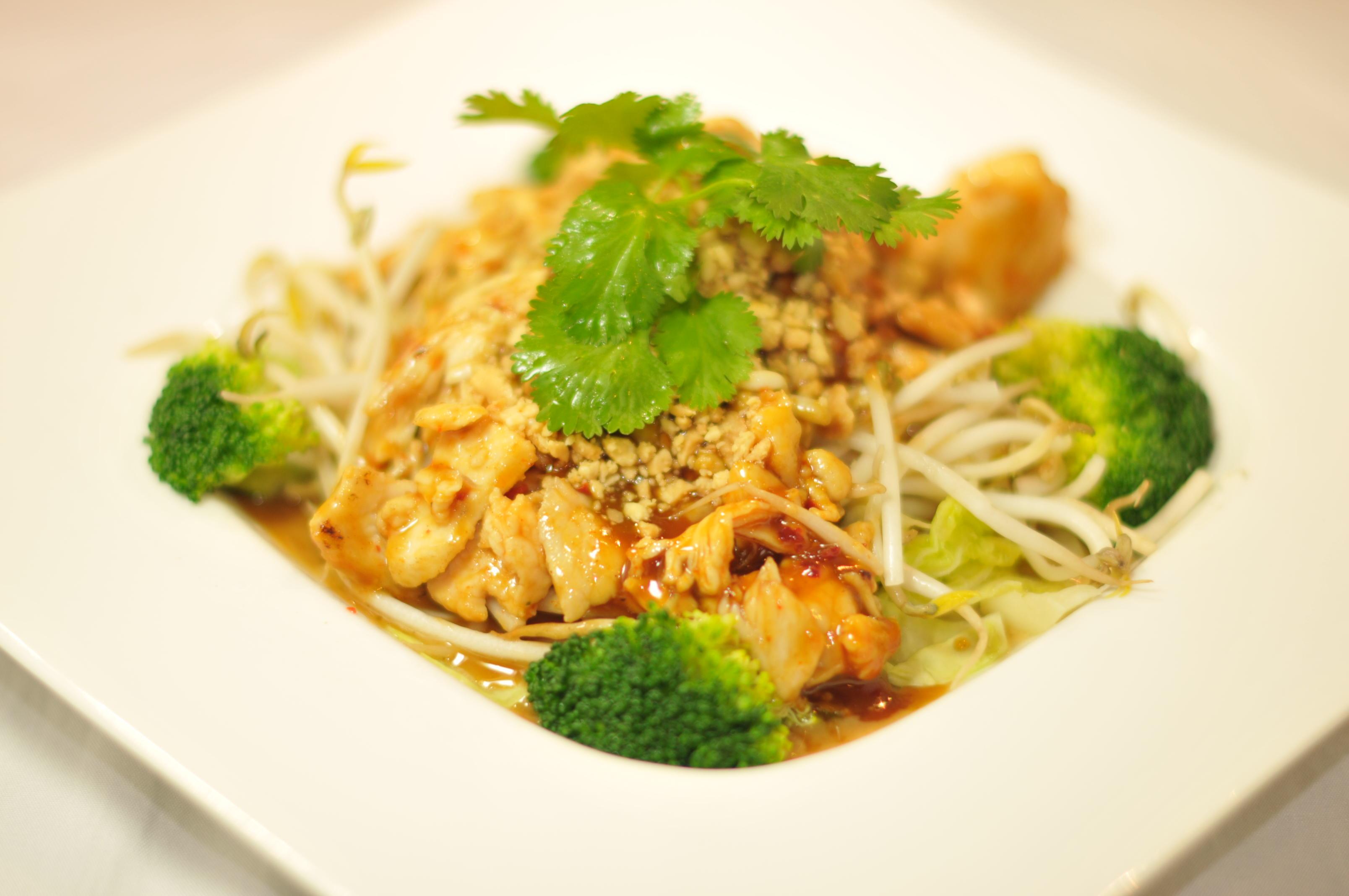 Thai Peanut Sauce Image