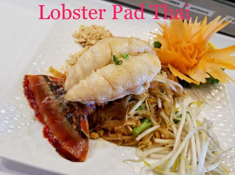 Lobster Pad Thai Image