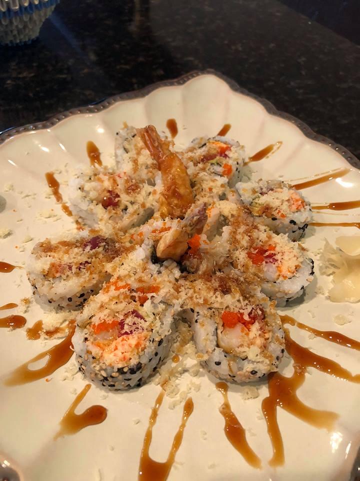 Sea Monster Roll Image