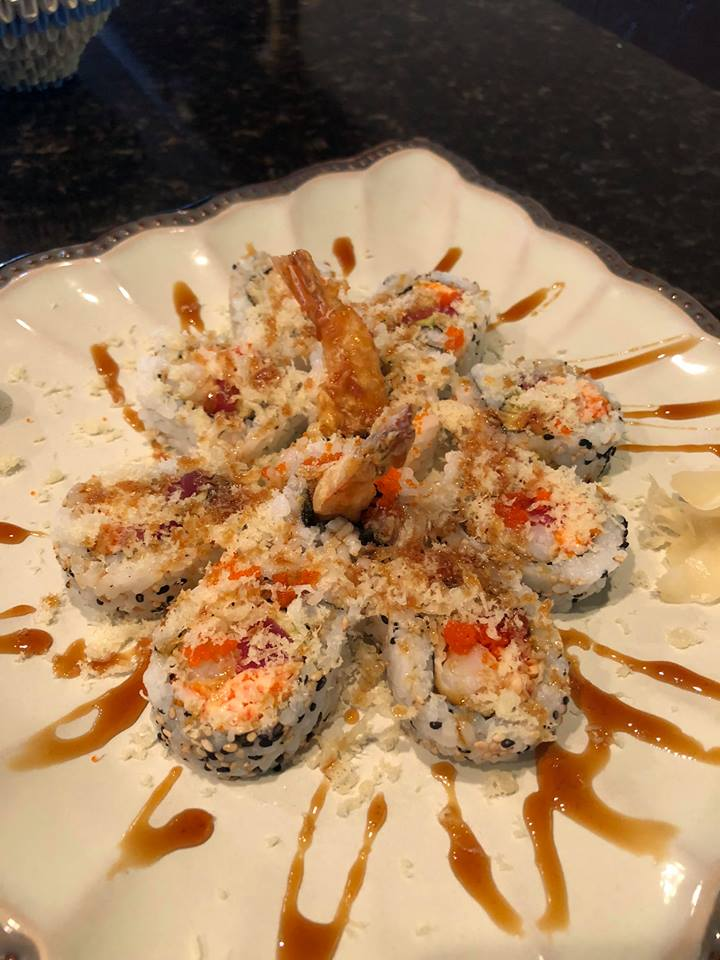 Sea Monster Roll Image